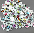 Diy Mixed-color Cartoon Bee Buttons Wooden Sewing Decoration Scrapbooking 20mm