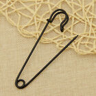 Metal 4 Extra Large Safety Pins Brooch Pins For Scarf Skirts Garment Diy Craft