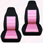 Front Set Car Seat Covers Fits Wrangler Yjtjljjk Choose From 25 Color ....