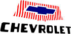 Chevrolet 1954-1955 1st Series Truck Hood Emblem Decal Set Made In Usa Chevy