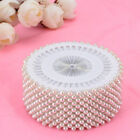 480x Pearl Head Wedding Craft Dress Making Patchwork Straight Sewing Needle Pins