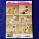Dog Cat Pet Accessories Coats Beds Sewing Pattern Choose Simplicity Or Mccalls