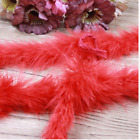 2510yardstrip Fluffy Feather Boa Super Quality Marabou Feather Boa For Party