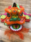 Chinese Lion Dance Costume For Two Children