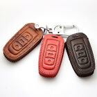 Remote Key Fob Holder Chain Case For Lexus Rx Gs 16-18 Es Nx 14-18 Is Ns 15-18