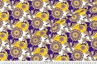Louisiana State Univers Lsu Lsu Tigers Tigers Fabric Printed By Spoonflower Bty