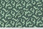 Palm Preppy Banana Leaf Tropical Fabric Printed By Spoonflower Bty