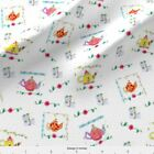Teapots Roses Watercolor Kitchen Fabric Printed By Spoonflower Bty