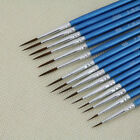 10pcsset Fine Hand-painted Thin Hook Line Pen Drawing Art Pens Painting Brushes