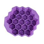 Bee Honeycomb Cake Mold Mould Soap Mold Silicone Flexible Chocolate Mold Tools
