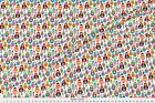 Russian Doll Matryoshka Folklore Traditional Fabric Printed By Spoonflower Bty