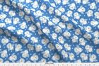 Owls Character Winter Birds Fabric Printed By Spoonflower Bty