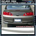 02-06 Rsx Type R Trunk Spoiler Abs Oem Painted Color Premium White Pearl Nh624p
