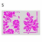 Craft Letter Alphabet Stamp Embossing Template Layering Stencils Scrapbooking
