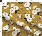 Floral Floral Vintage Watercolor Baby Dress Fabric Printed By Spoonflower Bty