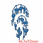 Plants Butterfly Nature Metal Cutting Dies Stencil Scrapbooking Embossing Craft