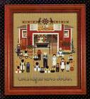 Told In A Garden Amish Cross Stitch Charts By Marilyn Leavitt-imblum New