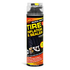 Hs Tire Inflator And Sealer Quick Seal Aersol Can