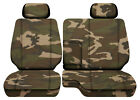 Urban Camo31 Car Seat Covers Fits 95-00toyota Tacoma Front Bench 60-40 Seats2hr