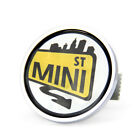 For Mini Cooper Front Grille Emblem R55 R56 Metal Car Styling Accessories