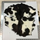 Avetco Inc Natural Goat Hair On Genuine Leather Hide Pick Your Hide 1-1.75 Sf P2
