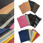 Thick Leather Sheet Premium Genuine Cowhide Scraps Upholstery Diy Craft 20x30cm