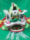 Chinese Lion Dance Costume For Two Pre K