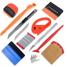 Car Vinyl Wrapping Kit Tools Pouch Magnetic Ruler Squeegee Window Tint Bag Usa