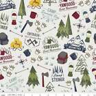 Flannel Boy Scout Fabric Scout Fabricc Riley Blake Scout Fabric100 Cotton
