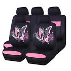 Carpass Car Seat Cover Composite Sponge Facebook Butterfly For Carsuv Truck Van