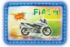 Led Lighted License Plate Frame For Motorcycle - Usa Shipping