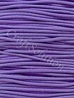 1mm Nylon Elastic Stretch Shock Cord Beading String 10 Yds More Color