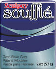 Sculpey Souffle Oven Bake Lightweight Jewelry Clay Polymer Suede Finish