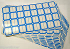 Folder File Self Adhesive Sticker Labels 1x1.125 Office Document Lot 322