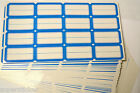 Folder File Self Adhesive Sticker Labels 1-18x2-116 Office Document Lot 162