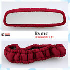 Cotton Rear View Mirror Cover Choose From 22 Colors Universal Size