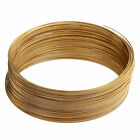 500 Loops Stainless Steel Memory Wire For Bracelet Bangle Jewelry Crafts Making
