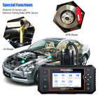 Foxwell Nt624 All System Abs Airbag Obdii Srs Epb Universal Diagnostic Scanner