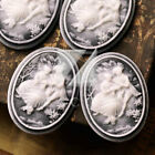 57 Styles Vintage Style Resin Flatback Cameo Cabochon Embellishments Settings Bf
