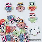 Animal Buttons Wooden Animal Buttons Sewing Scrapbooking Craft Buttons