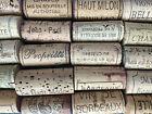 Natural Used Wine Corks - Ideal For Craft Weddings Fishing. Fast Uk Dispatch