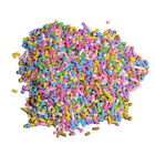 Polymer Clay Fake Ceramic Bread Crumbs Sprinkles Phone Decor 51050g-soft