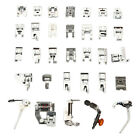 3262pcs Domestic Sewing Machine Presser Foot Feet Set For Brother Janome Singer