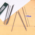 10pc 2bhb 2mm Mechanical Pencil Lead Refill 120mm Length Pencil Replacement New