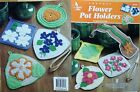 Crochet Patterns For The Kitchen Pot Holders Placemats Towel Toppers You Choose