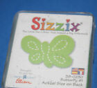 Sizzix Die - Small Green U Select - Retired Discontinued
