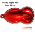 Candy Apple Red Gallon With Reducer Candy Midcoat Only Car Auto Paint Kit
