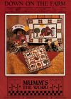 Debbie Mumms The Word A Slice Of Summer Or Down On The Farm Quilt Pattern New