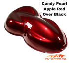 Candy Pearl Red Gallon With Gallon Reducer Candy Midcoat Only Auto Paint Kit