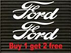 Ford Decal Buy 1 Get 2 Free Decal Vinyl Sticker Free Shipping